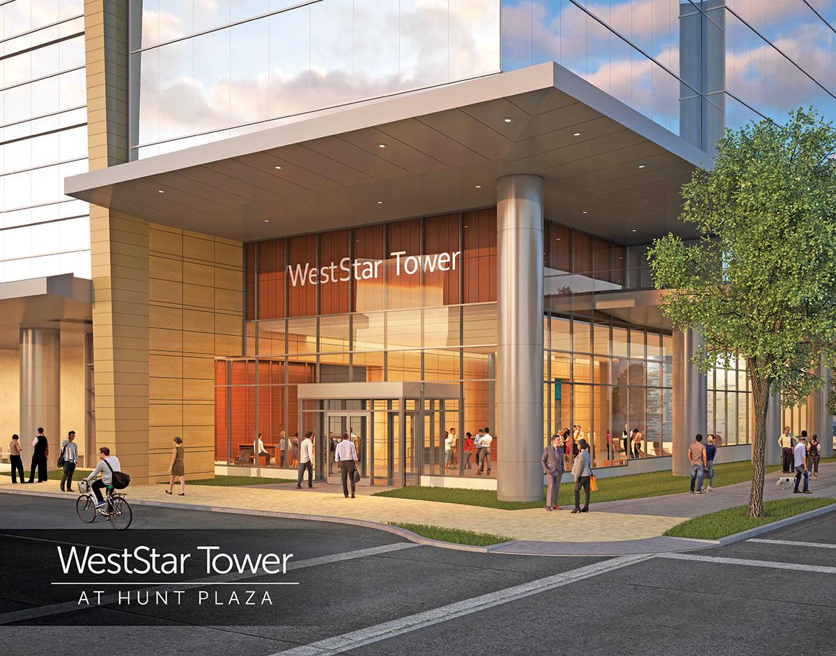 Weststar Tower 601 North Mesa El Paso Tx Business